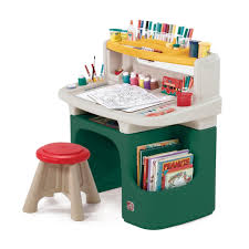 fisher price step 2 art desk art master activity desk kids art desk step2 in fisher price step 2