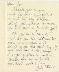 wedding gift thank you notes review archives