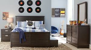 cheap twin bedroom furniture sets bay street charcoal 5 pc twin panel bedroom teen bedroom sets colors