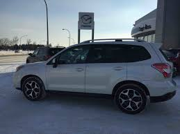 2014 Forester Roof Rack by Used 2014 Subaru Forester 2 0 Xt Touring In Sept îles Used