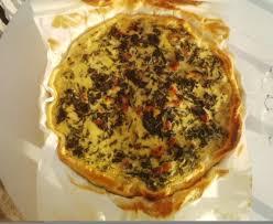 cuisiner les feuilles de blettes tarte de feuilles de blettes au cantal recette de tarte de