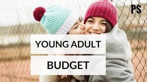 Kiplinger Budget Worksheet Budget Worksheet For Young Adults Professor Savings Youtube