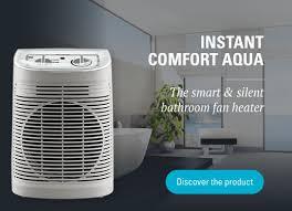 Bathroom Safe Heater by Heaters Rowenta