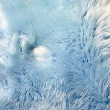 Blue Fuzzy Rug Gray Area Rugs Creative Rugs Decoration