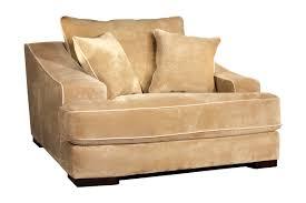 Microfiber Armchair Cooper Microfiber Lounge Chair
