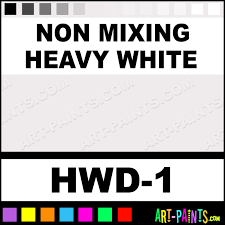 non mixing heavy white ink tattoo ink paints hwd 1 non mixing