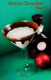 chocolate martini holiday martini recipes chocolate and eggnogg martinis