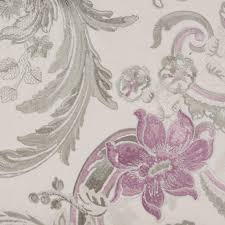 Laura Ashley Baroque Raspberry Curtains Baroque Embroidered Floral Grape Cushion Laura Ashley