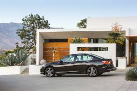 the facelifted 2016 honda accord sedan this is it and the v6