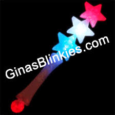 Blinky Lights Gina U0027s Blinkies Light Up Your Life With Blinkies Wands
