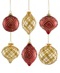 christmas ornaments tree classics
