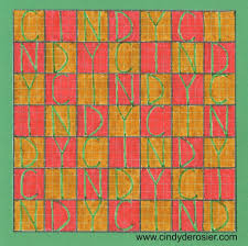 pattern art name graph paper grid name art fun family crafts