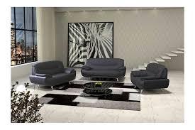 canap 3 2 cuir canapé design 3 2 bregga noir blanc noir gris blanc chocolat