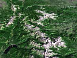 Rocky Mountain Range Map Rocky Mountain National Park Climbing Hiking U0026 Mountaineering
