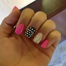 cute nail designs french tip how you can do it at home pictures