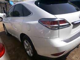 lexus rx300 in nairaland toks lexus rx350 2012 model in abuja n9 000 000 autos nigeria