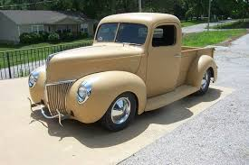 1940 ford truck pictures 1940 ford f 100 custom rod for sale in line missouri