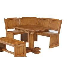 white corner dining set breakfast nook bench table u2014 desjar