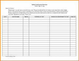 Sign In Sheet Excel Template Price Sheet Template Sign Excel Five Levels Service A Ptasso