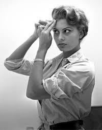 1960 u0027s hairstyles thumbs 1960s hair style sophia loren 1960s