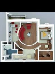 One  Bedroom ApartmentHouse Plans Bedroom Apartment - One bedroom apartments interior designs