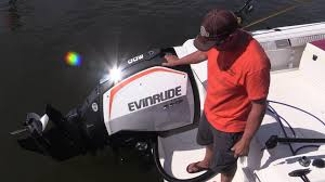 problems with evinrude e tec g2 2 stroke motor review youtube