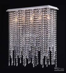 Christal Chandelier Modern Chandelier Lighting Drop Pendant L For