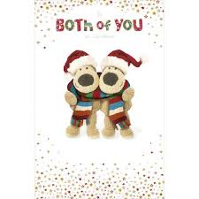 both of you card boofle merry