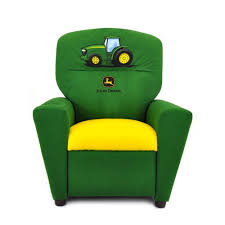 save 55 on the kidz world john deere green kid u0027s recliner plus