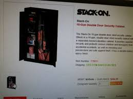 stack on 10 gun double door cabinet stack on 10 gun double door gun cabinet louisiana sportsman