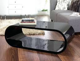 modern living room tables coffee table furniture high black oval coffee table quality