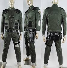 Battlestar Galactica Halloween Costume Aliexpress Buy Battlestar Galactica Cosplay Costume Uniform