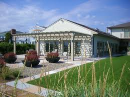 Patio Attached To The House Pergola Attached To House Landscape Modern With Coastal Patio