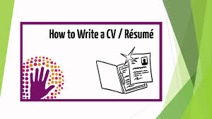 Best Resume Introductions by 1 Introduction How To Make Best Cv And Get Interview Call