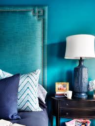 bedroom amazing turquoise colored master bedroom design idea