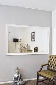mirror large round mirror black framed mirror bathroom bathrooms