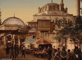 Constantinople Ottoman Empire Fascinating Pictures Show In 1890s Constantinople Daily