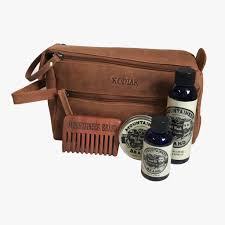 Build Your Own Home Kit by Build Your Own Beard Care Kit Leather Bag U2013 Mountaineer Brand