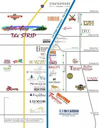 las vegas blvd map 8 answers which is the in las vegas nv quora