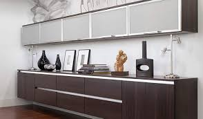 custom wall units bookshelves to media centers