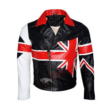 motorcycle style leather jacket usa flag motorcycle style leather jacket