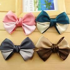 hair ribbons free shipping mix colors 10pcs fashion 100 ribbons wholesale