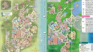 Orlando Parks Map by New Disney U0027s Hollywood Studios Map Shows Major Changes At Theme