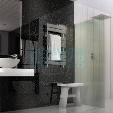 10 black sparkle 5mm pvc bathroom panels shower wall cladding