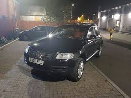 volkswagen touareg 2004 used volkswagen touareg petrol cars for sale gumtree