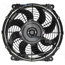 5000 cfm radiator fan engine fan electric fan kit hayden 3670 ebay