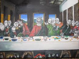 Last Supper Meme - the meme last supper