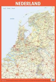 netherland map europe large detailed road map of netherlands netherlands europe