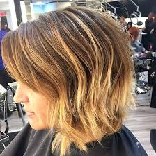 Bob Frisuren Mit Ombre by Tousled Haarfarbe 2016 2017