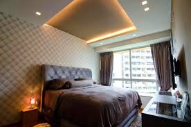 fall ceiling design for small room home combo